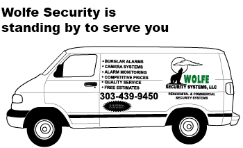 Wolfe Security Systems is standing by to serve you - get a free quote today